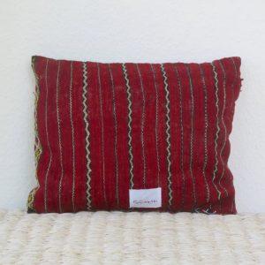 Unikat Kelim Kissen - mini pattern-535
