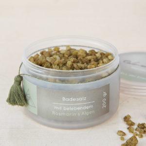Badesalz mit ätherischen Ölen und Algen-2648