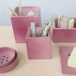 Keramikbehälter 'cube'-2199