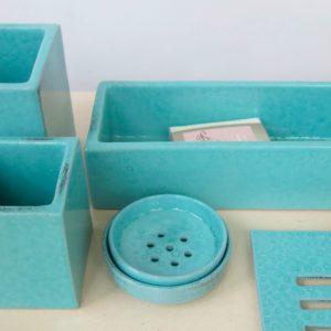 Keramikbehälter 'cube'-2198