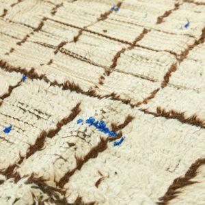 'Beni Ourain' Teppich - besonderes Unikat-3041