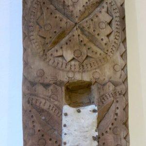 dekoratives vintage Holzobjekt Berber-1911