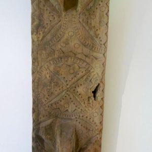 dekoratives vintage Holzobjekt Berber-1912