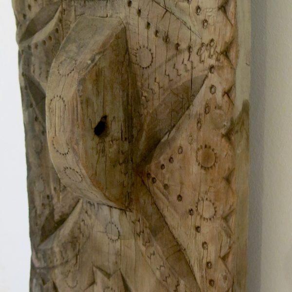 dekoratives vintage Holzobjekt Berber-0