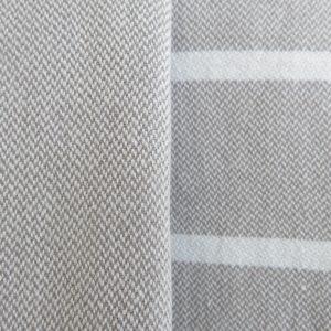 Baumwoll Hamamtuch - farbig mit weissen Streifen-2344