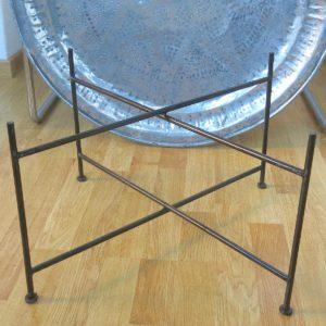 klappbares Eisengestell für Tablett-1379