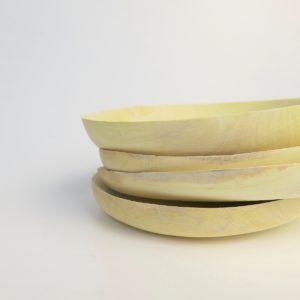 Holzteller aus Zitronenholz-3951