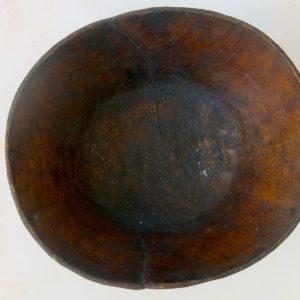 Holzschale Berber vintage - 22 cm DM-1893
