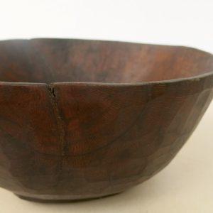 Holzschale Berber vintage - 22 cm DM-0
