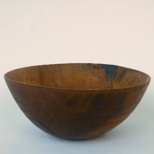 Holzschale Tuareg vintage - Einzelstück-1816