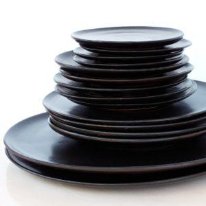 Teller Keramik - verschiedene Größen-2164