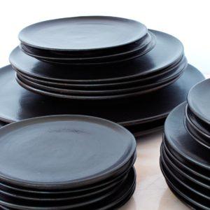 Teller Keramik - verschiedene Größen-2165