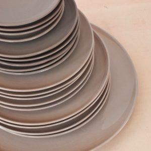 Teller Keramik - verschiedene Größen-2166