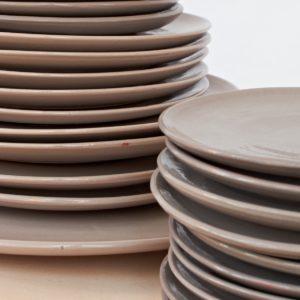 Teller Keramik - verschiedene Größen-2167