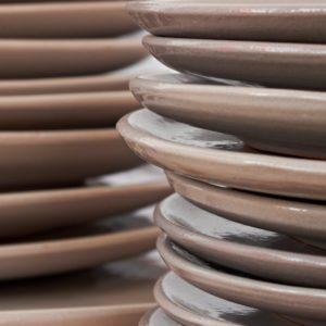Teller Keramik - verschiedene Größen-2168