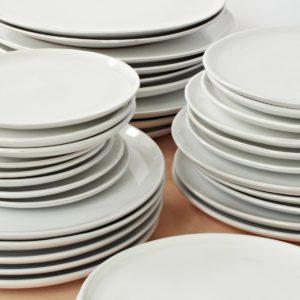 Teller Keramik - verschiedene Größen-2161