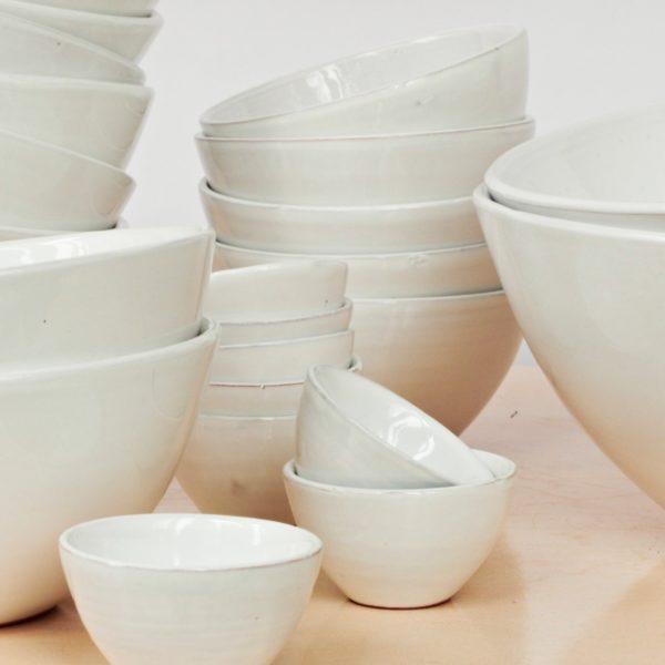 Schale Keramik - verschiedene Größen-0