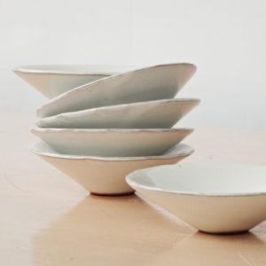 Schälchen Keramik - flach-0