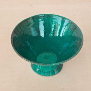 trichterförmige Keramik Schale-2036