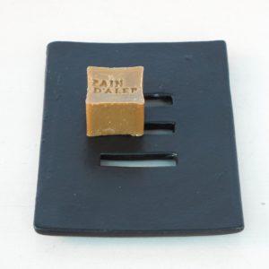 Keramik Seifenschale flach-2073