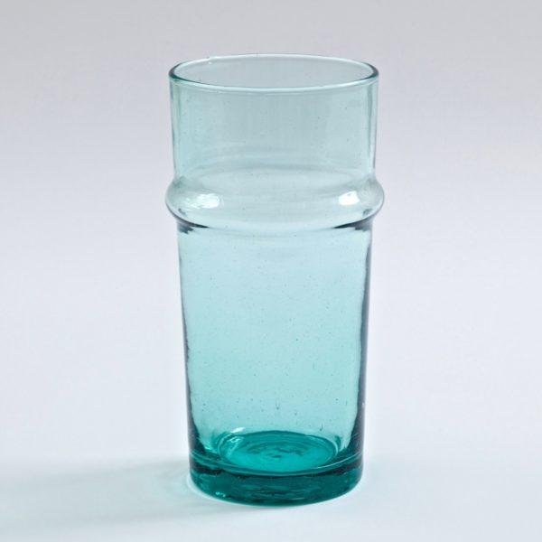 mundgeblasene Glasvase 'Beldi'-0
