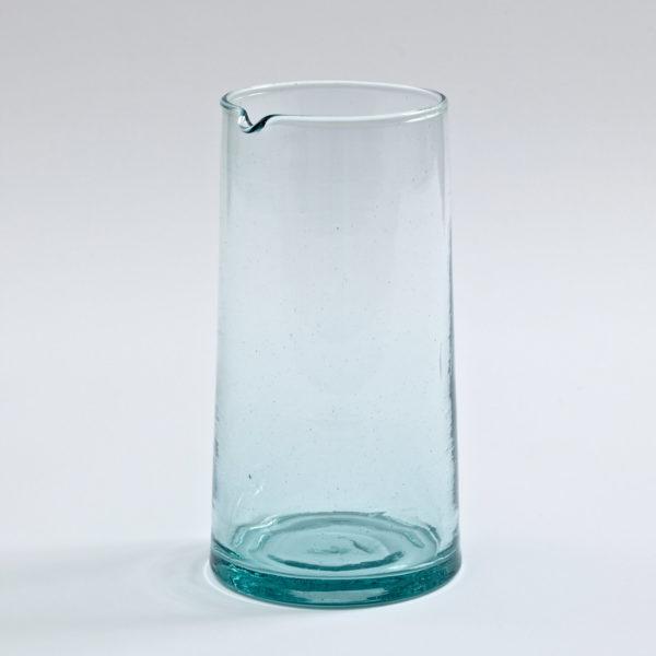 mundgeblasene Glaskaraffe-0