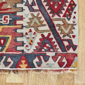 Kelim Teppich Türkei - vintage Unikat-3238