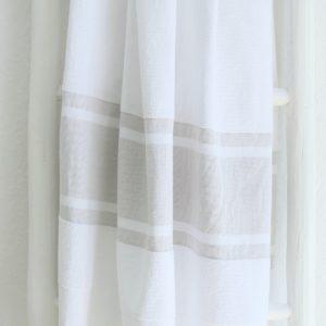 Badetuch und Handtuch leichter Baumwoll-Frottee Qualität-4276