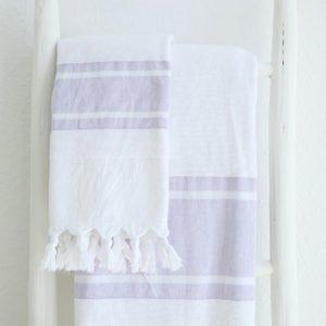 Badetuch und Handtuch leichter Baumwoll-Frottee Qualität-4275