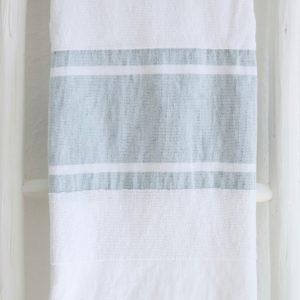 Badetuch und Handtuch leichter Baumwoll-Frottee Qualität-4271