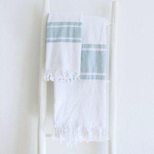 Badetuch und Handtuch leichter Baumwoll-Frottee Qualität-4270
