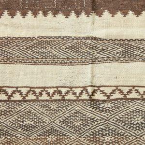 marokkanischer Teppich 'Sanafi' - braun-natur-3295