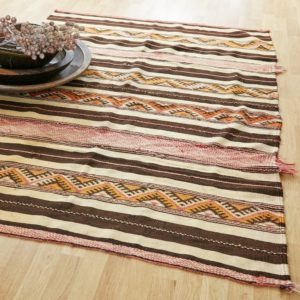 marokkanischer Teppich 'Sanafi' - farbig-3252