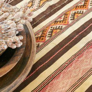 marokkanischer Teppich 'Sanafi' - farbig-0