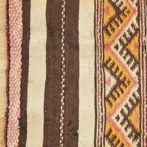 marokkanischer Teppich 'Sanafi' - farbig-3255