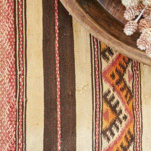 marokkanischer Teppich 'Sanafi' - farbig-3254