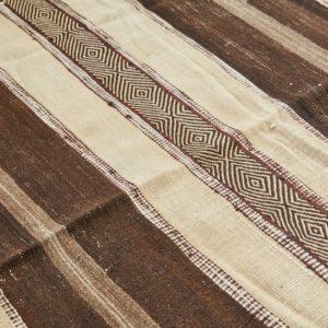 marokkanischer Teppich 'Sanafi' - mocca-caramel-3264