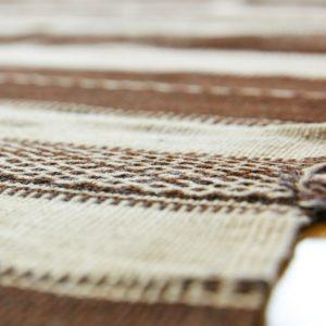 marokkanischer Teppich 'Sanafi' - mocca-creme-3272