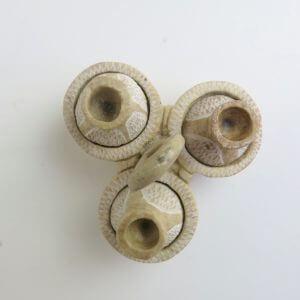 Speckstein Mini Tagine für Gewürze-4325
