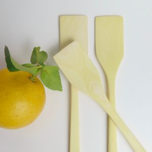 Pfannenwender aus Zitronenholz-3404