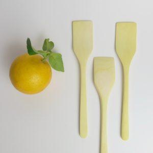 Pfannenwender aus Zitronenholz-3403