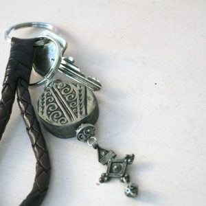 dekorativer Schlüsselanhänger 'Fes'-0
