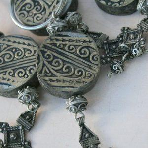 dekorativer Schlüsselanhänger 'Fes'-1161