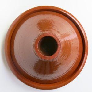 Tajine aus Ton - zum Kochen-4194