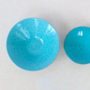 Schälchen Keramik - flach-2147