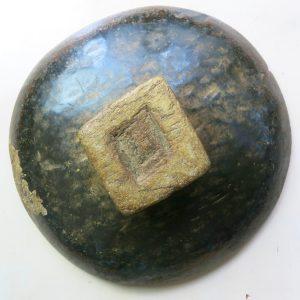 vintage Beistelltisch Berber - Couscoussiere-4160