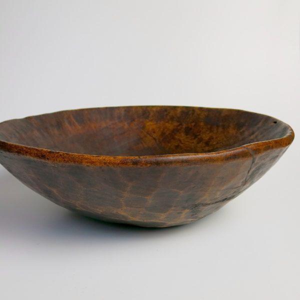 Original vintage Holzschale Berber-0