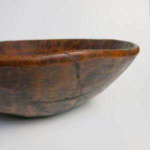 Original vintage Holzschale Berber-4141