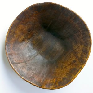 Original vintage Holzschale Berber-4142